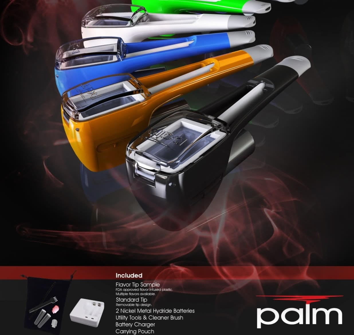 Palm Vape2 First Look: The Palm Vaporizer